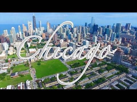 Chicago DRONE HD (DJI Phantom 4)