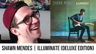 Baixar Shawn Mendes - Illuminate (Deluxe Edition) | Album Reaction