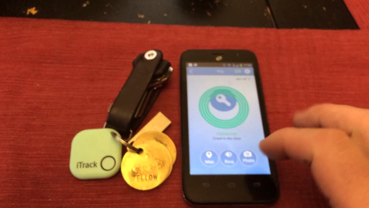 Reviewing The Itrack Easy Key Finder Youtube