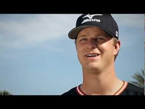Mizuno MLB Ambassador Matt Cain