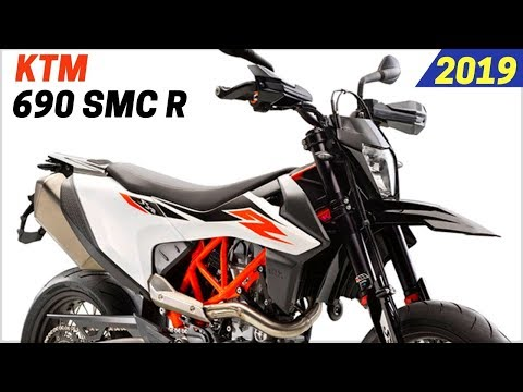 AWESOME!  KTM  SMC R Supermoto - Updated Engine And New Chassis