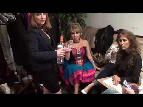 """Santiago Queirolo en el backstage """"Fashion Show Mujeres con Curvas"""" en Clifton NJ"""""""