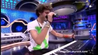 Mika in El Hormiguero. (funny video)