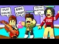 When playing VIOLIN goes HORRIBLY wrong...Roblox Admin Commands Trolling | Roblox Funny Moments