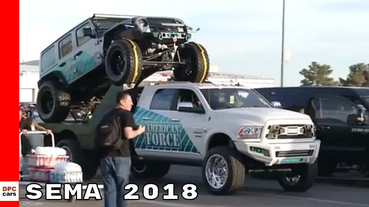 Sema 2018 Highlights