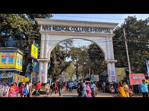 N.R.S. Medical College And Hospital     Nil Ratan Sircar Medical College and Hospital - Kolkata