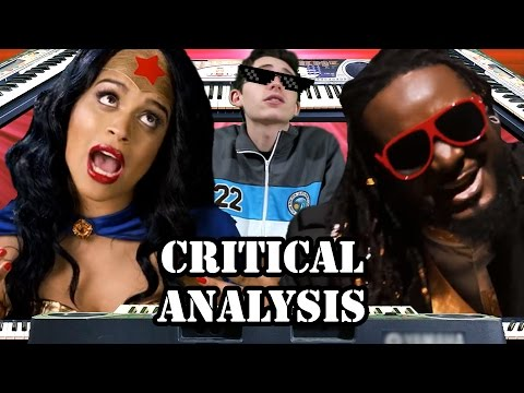Critical analysis of a sorrowful woman