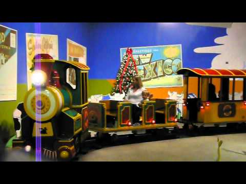 National Car Sales >> Indoor Train Ride at the Strong Museum of Play in ...
