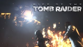 Rise Of The Tomb Raider - Survived