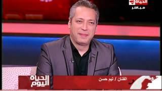 بالفيديو.. تيم حسن: اتمنى أن تصل فكرة مسلسل 'الوسواس' للمشاهدين