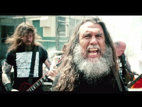 "Slayer's new video ""Repentless"" shows a bloody prison riot"