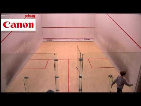 HEAD Danish Junior Open 2016 Sunday- Court 8 Cam