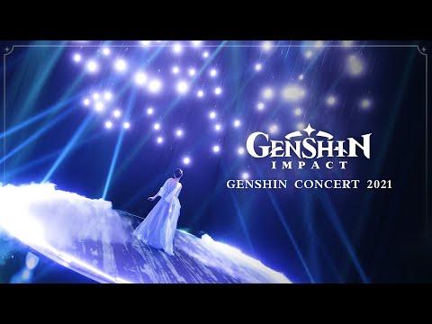 GENSHIN CONCERT 2021 - Melodies of an Endless Journey (Teaser 2)