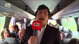 CM TV direto autocarro