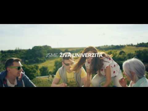 ČZU: Jsme živá univerzita / Study in Prague