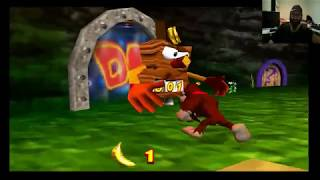 Donkey Kong 64 Teil3 - 2018 - Lets Play by Bruzzi20 Youtube