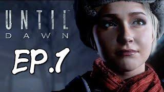 видео Until Dawn прохождение игры