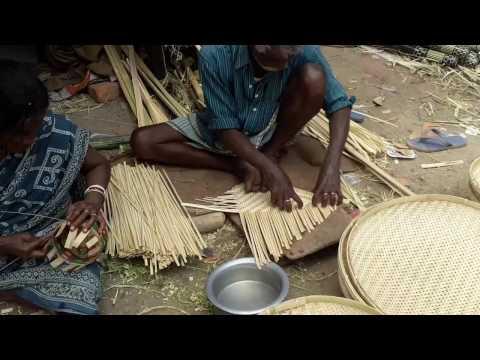 How to Make  Bamboo Kula-Indian Bamboo Art
