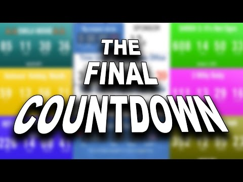 THE FINAL COUNTDOWNS (YIAY #327)