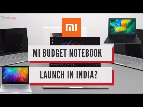 Xiaomi Budget Notebook Launch in India? - What Next?
