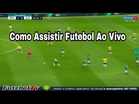 Como Assistir Futebol Ao Vivo (Sem Travar) - YouTube 18ba620d37a8e