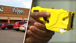 Cop Lectures Tased 11-Year-Old Girl After She Allegedly Shoplifted in Ohio