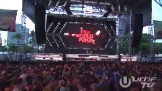 New World Punx - Ultra Music Festival 2014