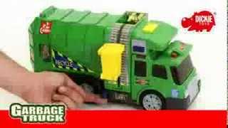 Dickie Toys Kukás Autó