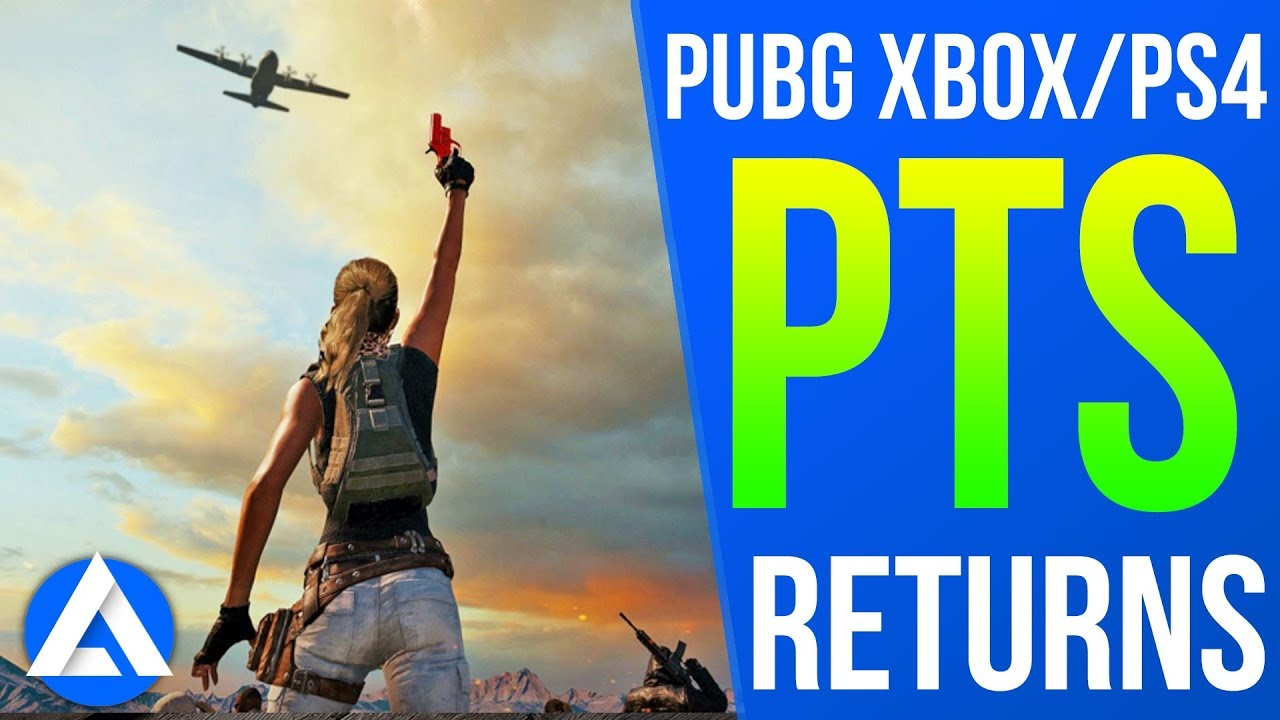 PUBG Xbox/PS4: Next Update Confirmed Features - New Vehicle, Weapon & More + PTS Returning