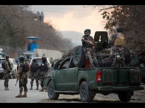 Taliban attack Kabul guest house foreigners trapped Child killed