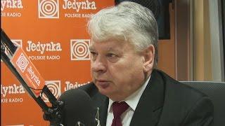 Borusewicz: PRL cechowała pogarda dla ludzi (Jedynka)