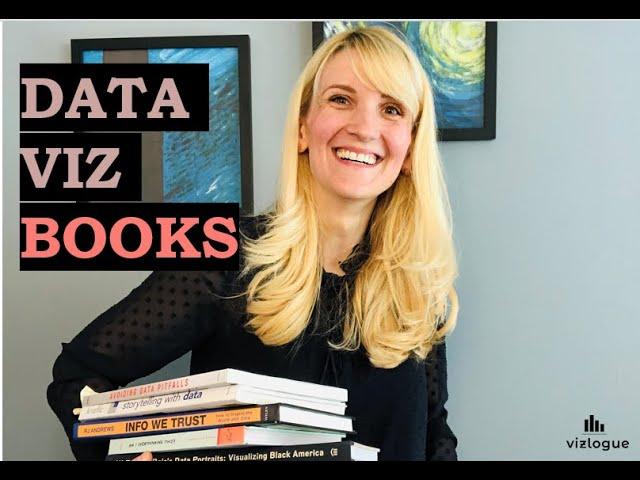Data Viz in 60 Secs: Data Visualization Books