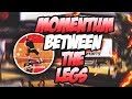 *NEW* MOMENTUM BETWEEN THE LEGS DRIBBLE MOVE - NBA 2K19!