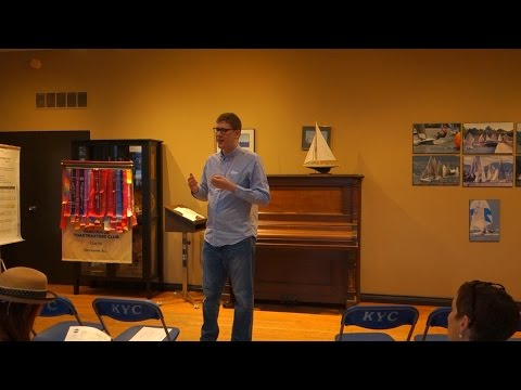 Virtual Reality - How it will change the world - Toastmasters speech by Geoff Peters