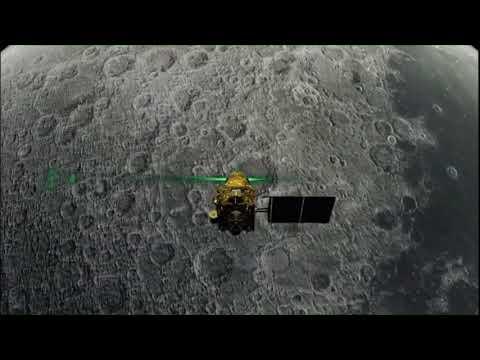 Landing of Chandrayaan-2