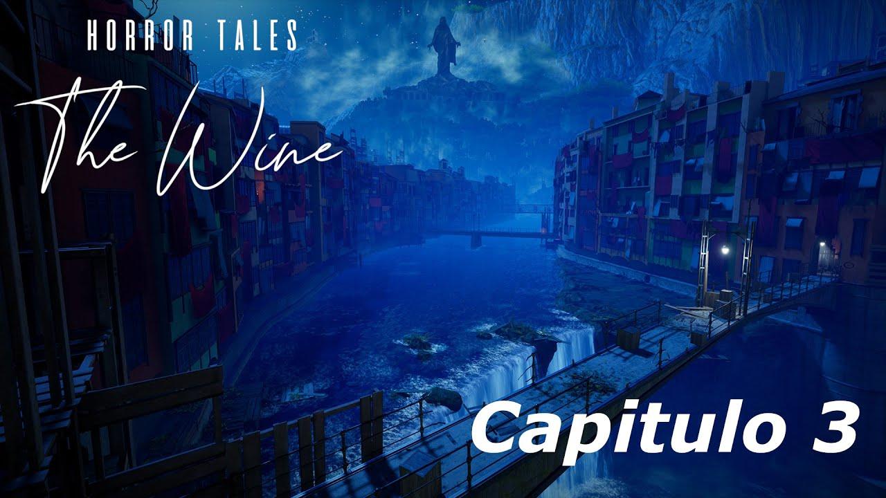 HORROR TALES: The Wine - Capítulo 3: El sumiller    Callejeando la capital en busca de vino