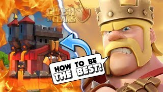 Be the BEST DragBat Attacker at Town Hall 10 🔥 Clash of Clans TH10 Attack Strategy!