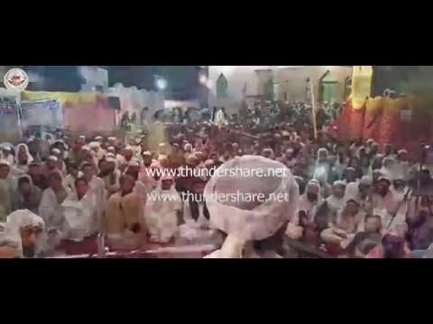 Sher-e-Deoband  Molana Muhammad Ilyas Ghuman ka walehana isteqbal