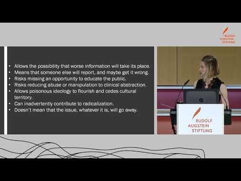 Manipulation digitaler Öffentlichkeiten - Prof. Dr. Whitney Phillips, Dr. Cornelius Puschmann