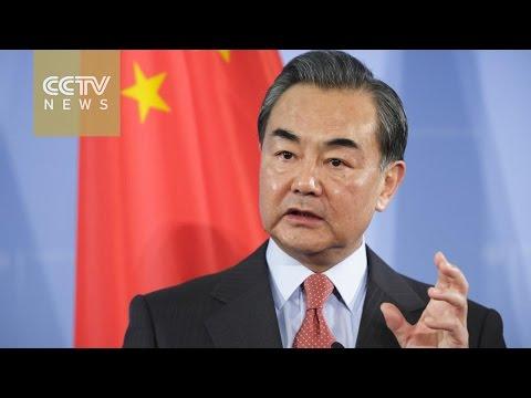 Chinese FM: Trump's Taiwan phone call won't change US' One-China policy