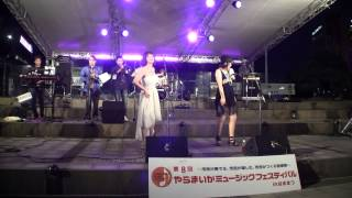 Tower Of Power 「What Is Hip?」 cover. 第8回やらまいかミュージックフ...