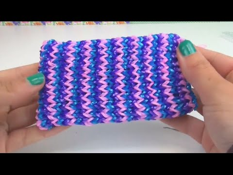 loom bands handyh lle smartphone h lle mit loom bandz. Black Bedroom Furniture Sets. Home Design Ideas