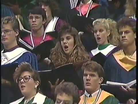 1989 Iowa All State Music Festival