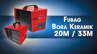 Обзор тепловых генераторов Fubag - Bora Keramik 20M / 33M(, 2015-11-08T17:03:59.000Z)