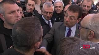 Ekrem İmamoğlu ile vatandaş arasında ilginç diyalog