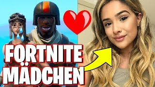 GIRLS FALL in SELTENSTER SKIN in RANDOM DUOS 😍 not in RECON EXPERT ☠️ Fortnite German