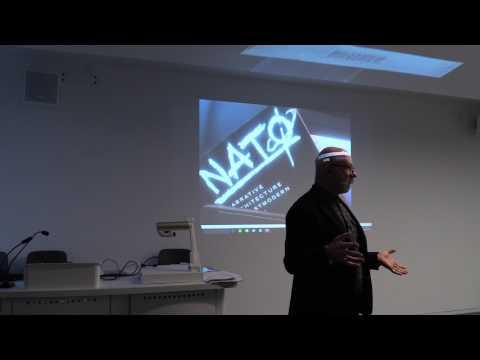 LJMU Architecture Symposium with Nigel Coates