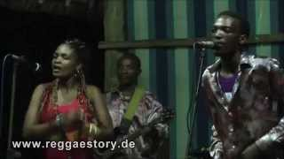 Coconut Band - 3/3 - Nobody Can Stop Reggae (Lucky Dube) - 13.06.2014 - Pwani Mchangani - Sansibar