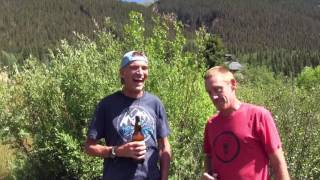 AJW and Bryon Powell Pre-2016 Hardrock 100 Interview