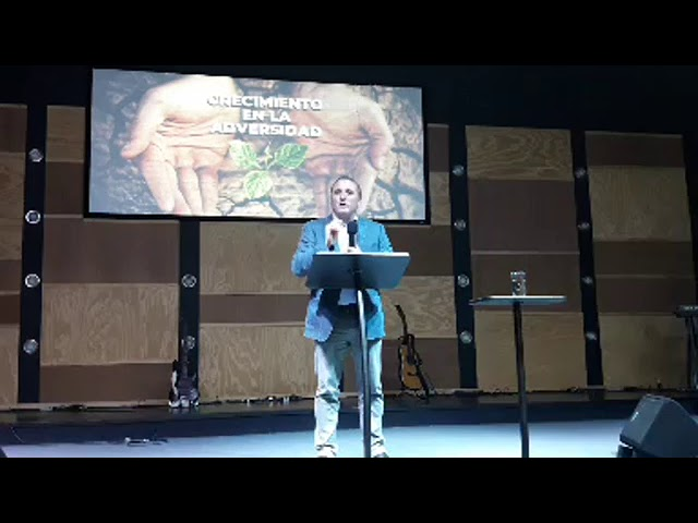 Crecimiento en la adversidad - Pastor Diego Touzet
